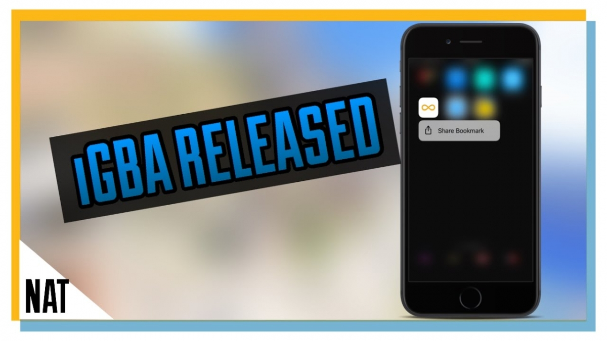 Download and install iGBA 2 0 emulator with no jailbreak needed