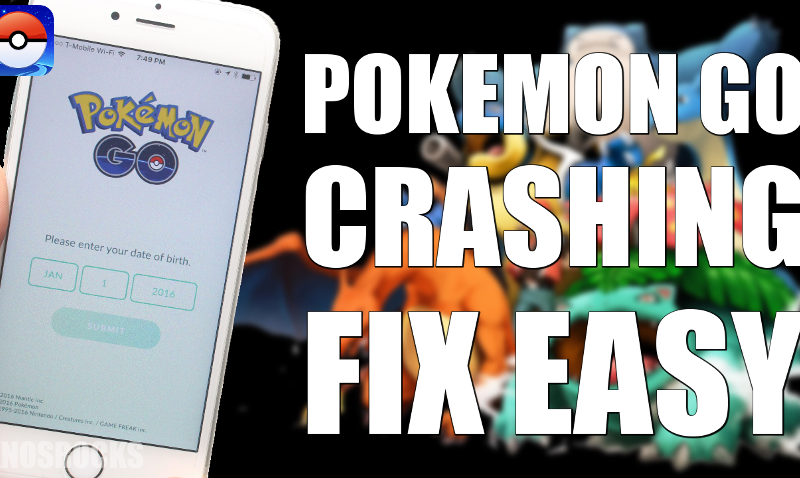 How to fix Pokemon GO app crashing after jailbreaking iOS 9 3 3