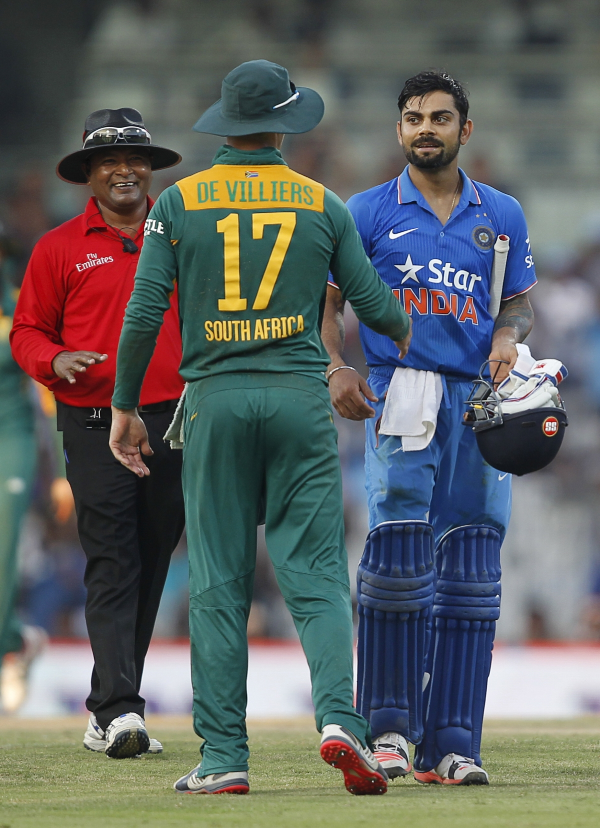 Virat Kohli Is My Favourite Cricketer Says AB De Villiers