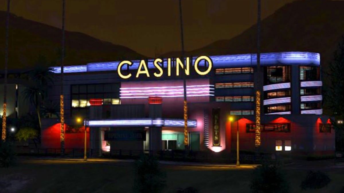Gta Online Casino Time Trial