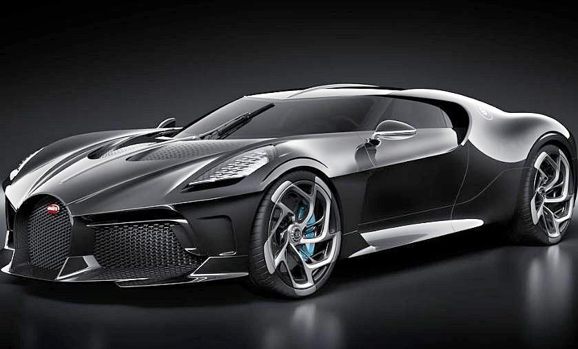 Who Bought The World S Most Expensive Car Bugatti La