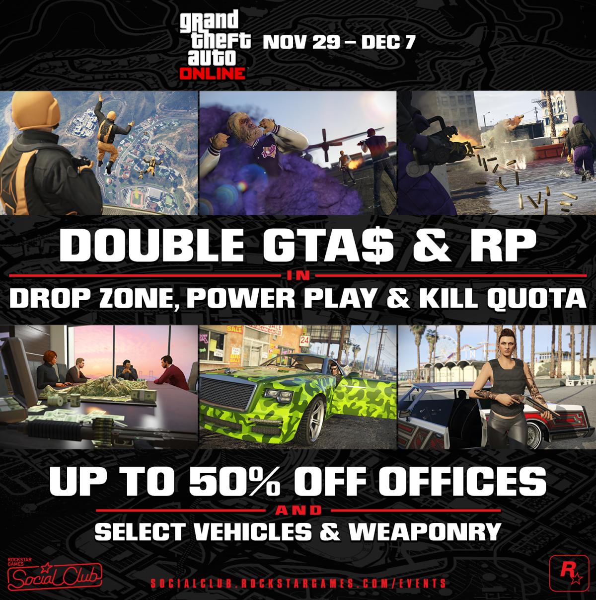 GTA 5 Online: Rockstar drops big hint at next DLC release date and