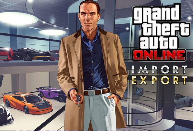 gta 5 campaign sell cars