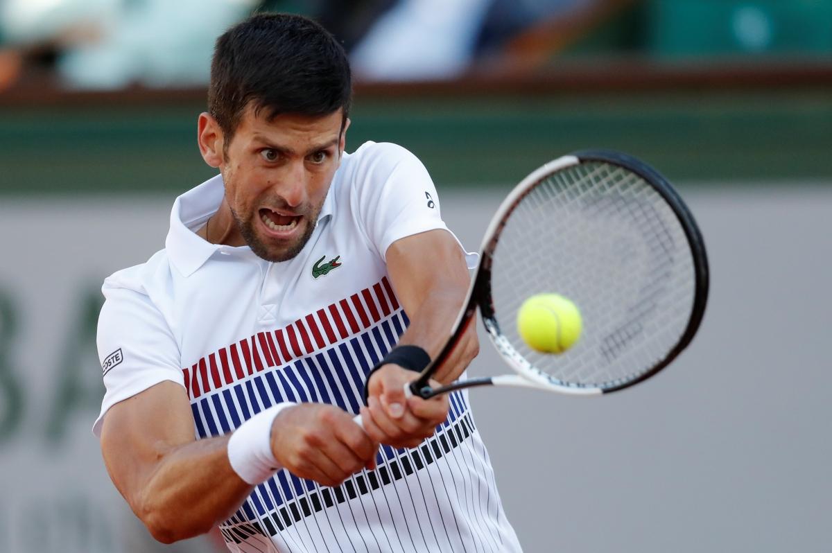 Novak Djokovic says he feels 'phenomenal' ahead of ...  |Djokovic