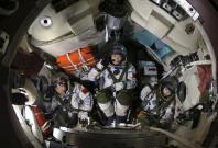 Chinese austronauts