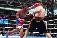 Boxing legend Manny Pacquiao criticises referee after shock loss to Jeff Horn