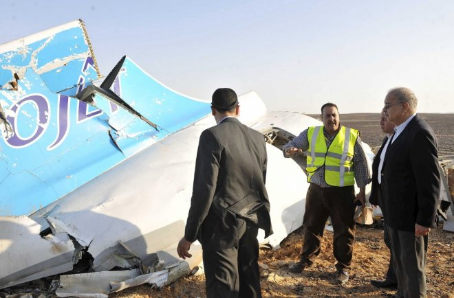 EgyptAir mechanic detained in Russian Metrojet plane crash