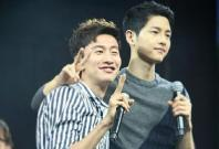 Lee Kwang-soo & Song Joong-ki