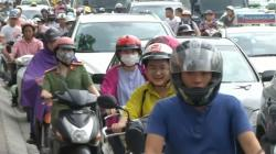 Hanoi bans motorcycles, even though half of all Vietnamese own one
