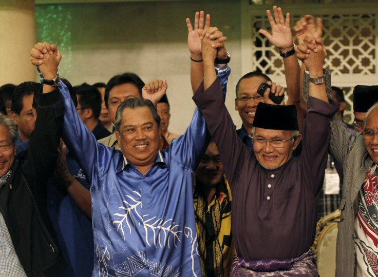 PM Najib rips into 'opposition disunity' as crucial Sarawak poll process starts