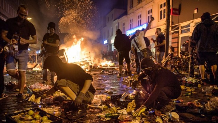They are despicable, violent extremists: German Interior Minister compares G20 protesters to Islamic terrorists