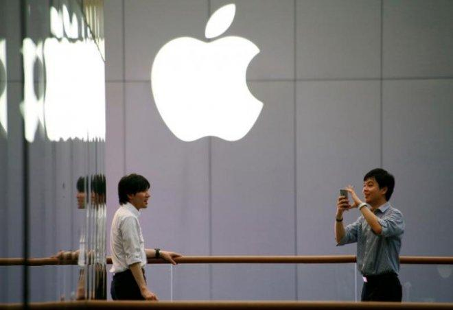 apple builds data centre in china