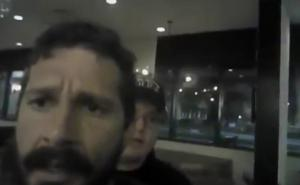 Shia LaBeouf shows nasty side as he hurls abusive slurs at police during arrest