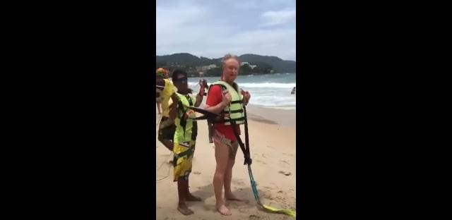 Phuket accident