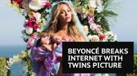 Beyoncé reveals first photo of twins Sir Carter and Rumi, Beyhive goes into meltdown