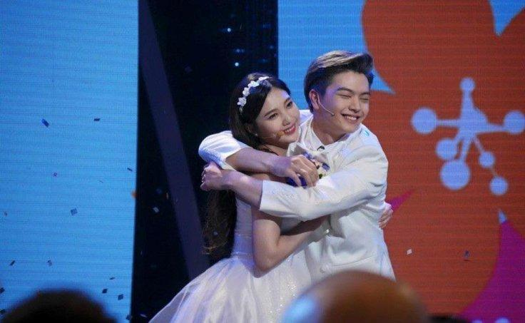 BTOB's Yook Sungjae and Red Velvet's Joy