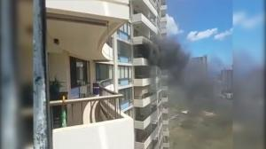 At least 3 dead after fire breaks out in high-rise building in Honolulu