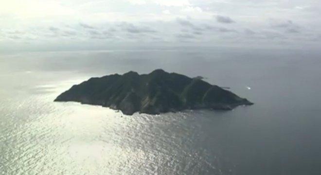 Japan's men-only UNESCO island