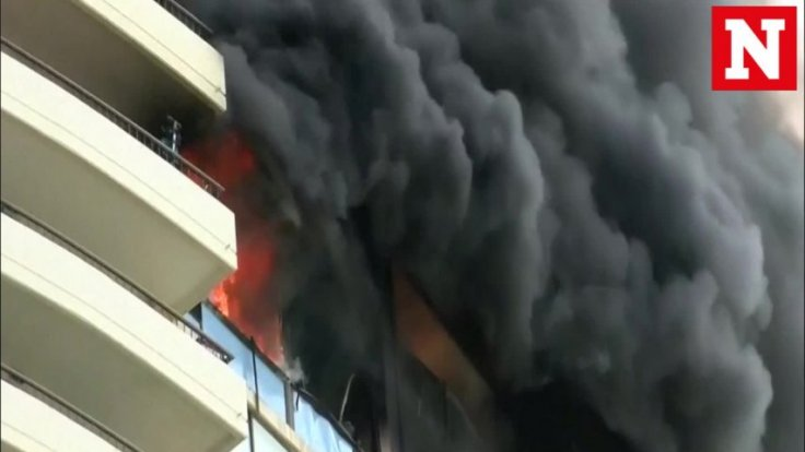 Honolulu high-rise fire kills three, including mother and son