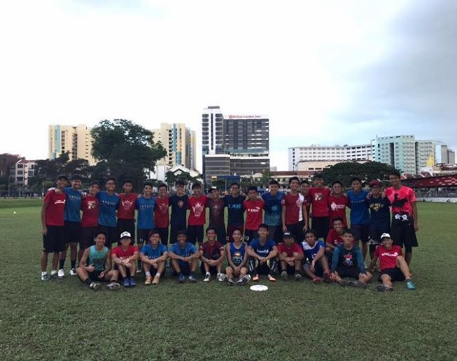 Ultimate Players Association (Singapore)