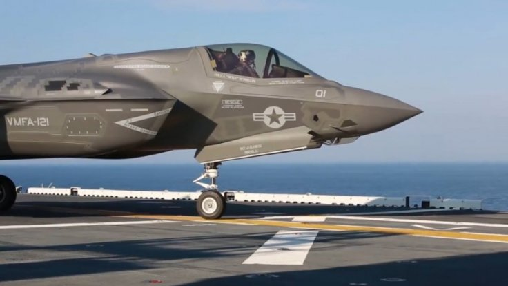 F-35 warplane costing UK government millions due to tech failure