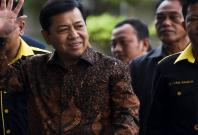 Indonesia speaker named suspect in major corruption case