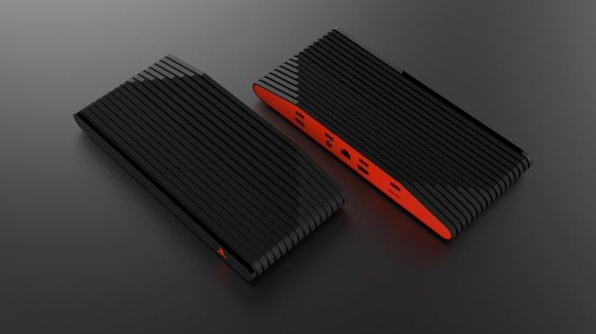 ataribox black and red edition