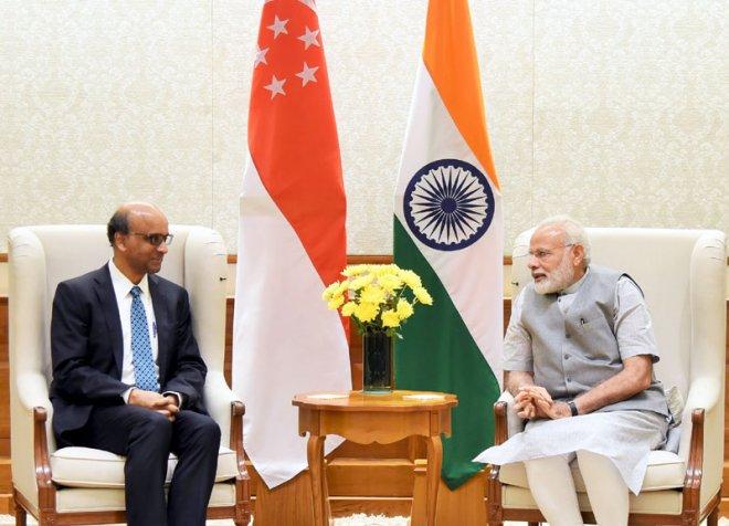 India-Singapore relation