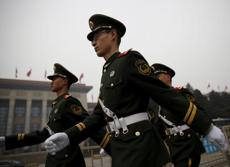 China passes law to control the operation of foreign NGOs