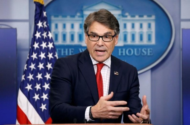 U.S. energy secretary duped into fake interview with Russian comedians