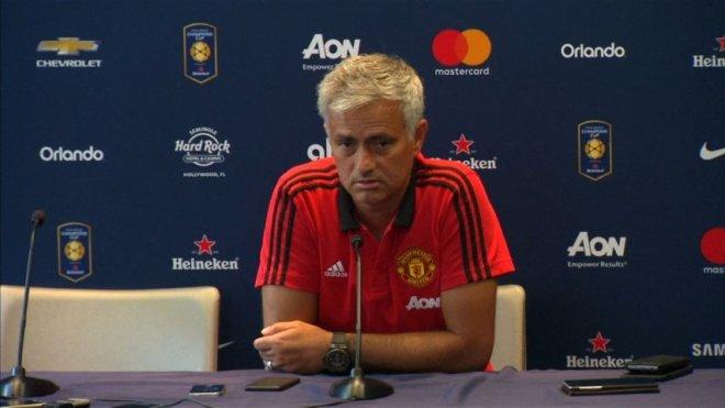 Jose Mourinho says he wants two more players