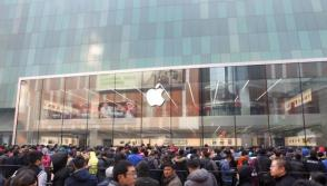 apple faces backlash for giving to china