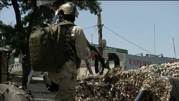 Isis claims responsibility for Iraq embassy attack in Afghanistans capital Kabul