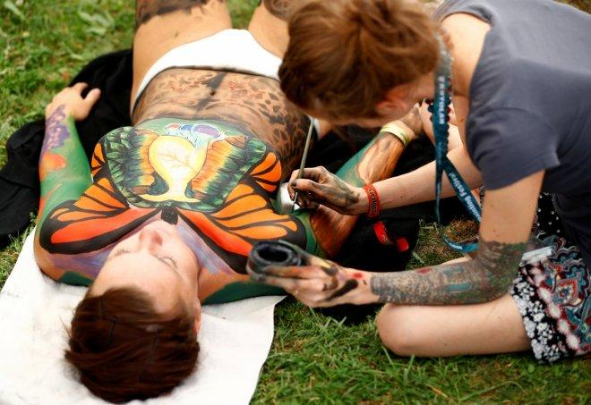 World Bodypainting Festival 2017