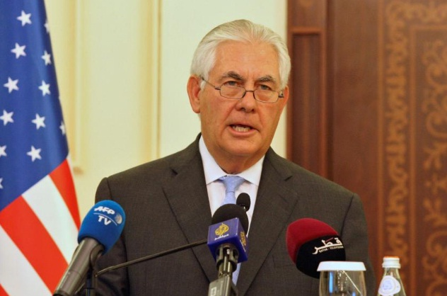 Tillerson says U.S. wants North Korea dialogue 'at some point'