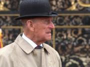 Duke of Edinburgh attends his final royal engagement