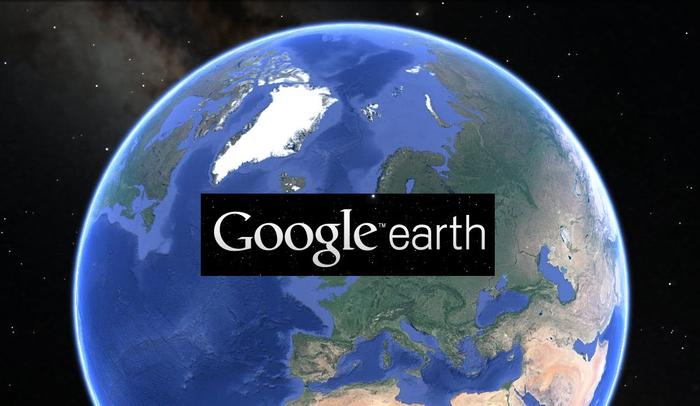 google earth for ios app