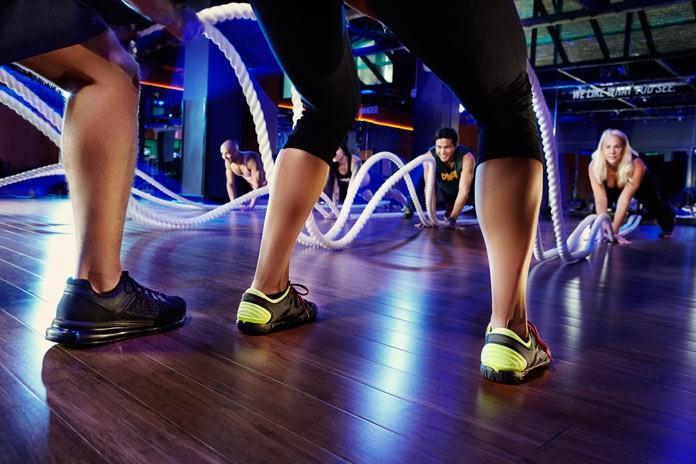 millennials choose fitness over church