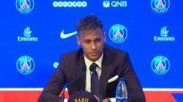 Neymar denies 222 million euro transfer was motivated by money