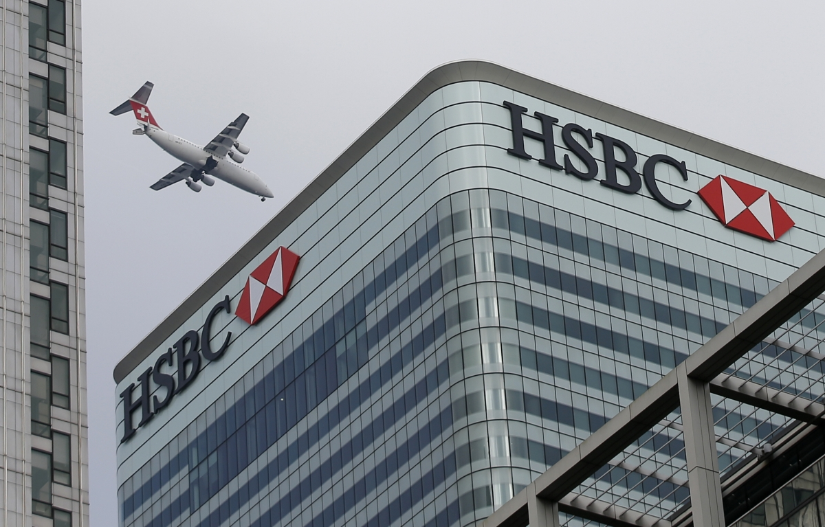 Europe's Biggest Bank HSBC To Cut 35,000 Jobs