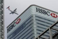 HSBC announces pay, hiring freeze