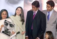 Abhishek and Karisma Kapoor