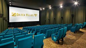 Golden Village cinemas, Singapore.