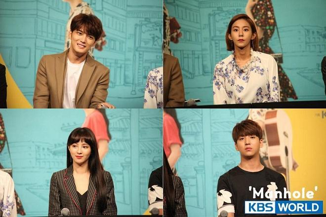 Manhole KBS2