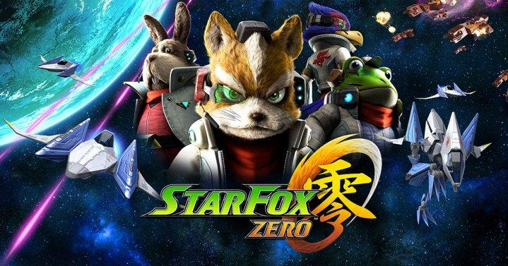 star fox zero on sale