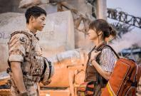 Descendent of the Sun: Song Joong Ki and Song Hye Kyo
