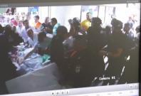 Israeli police raid East Jerusalem hospital