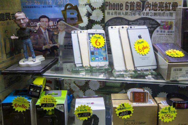 apple iphone 8 shortage in hong kong