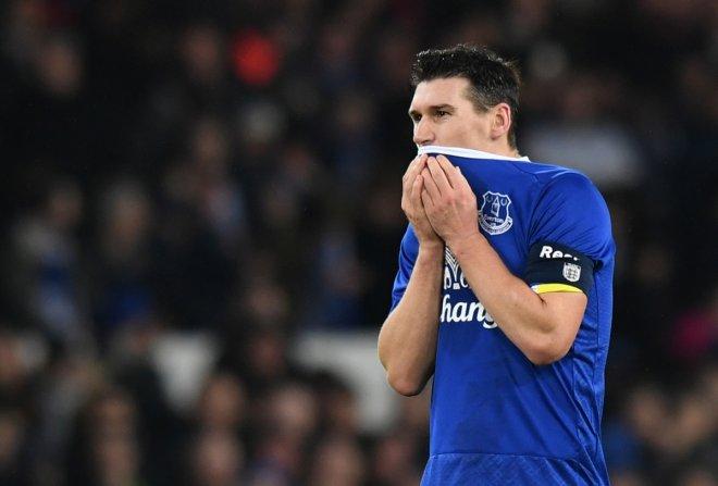 Everton's Gareth Barry