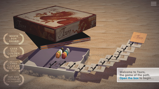 tsuro the game of the path
